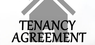 House icon with the words 'Tenancy Agreement '
